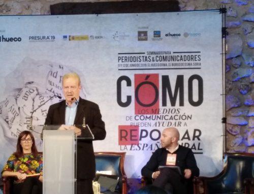 La España rural pide ayuda a medios, periodistas y comunicadores para cambiar el relato